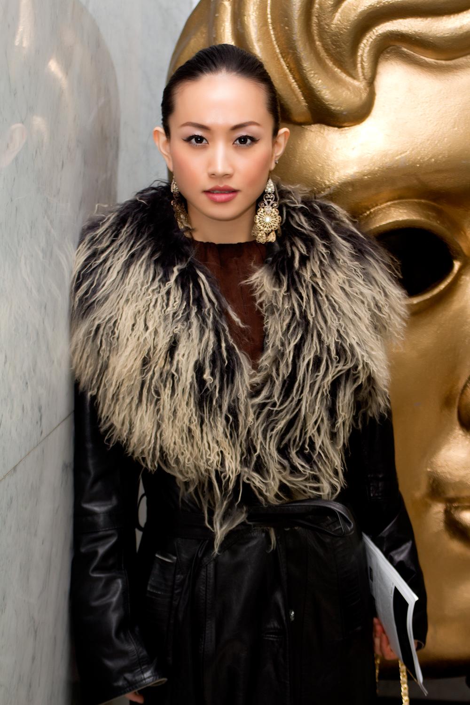 Ayi Jihu at 'If Only' Screening at BAFTA