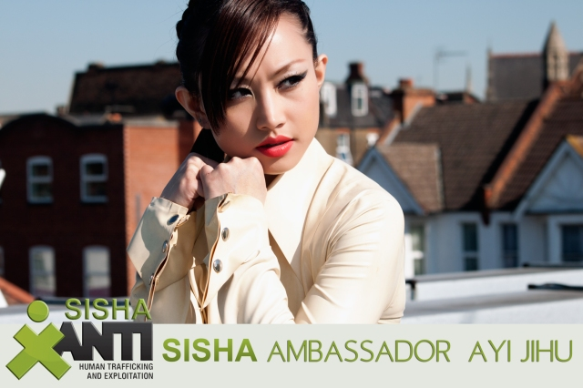 Chinese Star Ayi Jihu announced as Sisha Ambassador