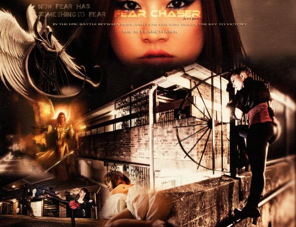 Ayi Jihu Fear Chaser film breaking ground on production 2013