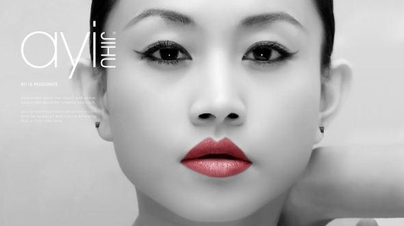 Chinese star Ayi Jihu a face that reaches a billion people