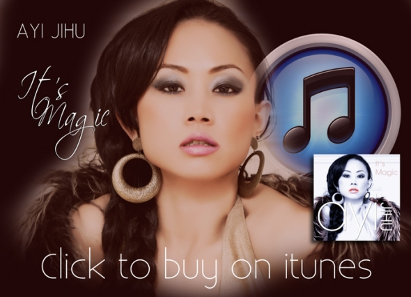 Click here to buy Ayi Jihu's its magic on itunes