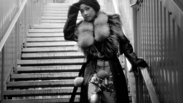 Ayi Jihu it's Magic video styled by Angela DeMontigny using Young Native™ fashion