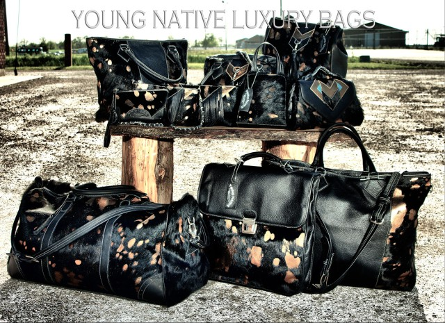 Young Native™ Fashion exclusive luxury handbags