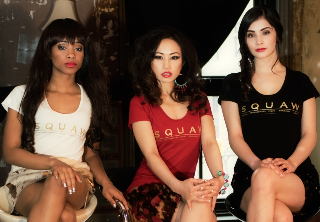 Native Fashion Designer Angela DeMontigny's SQUAW tee line ignites controversy