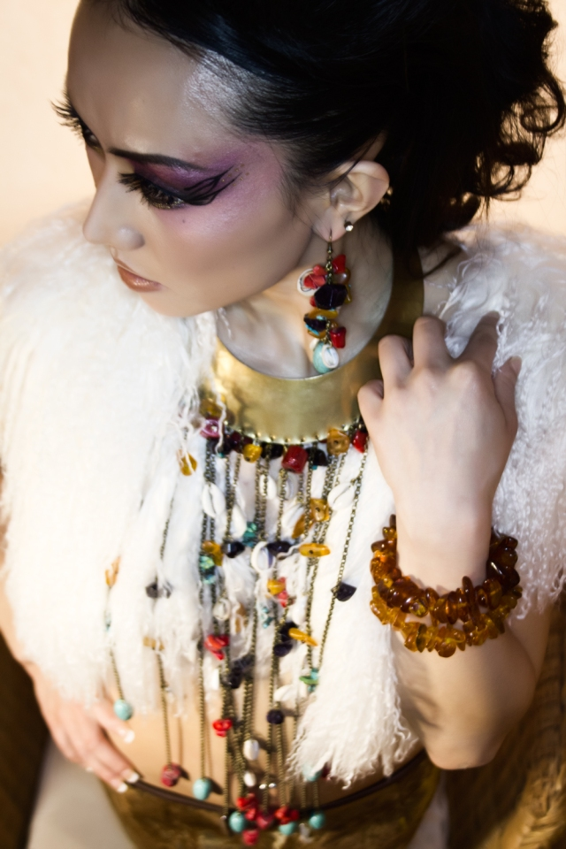 Young Native exclusive Jewelry collection created by Jim Telfer