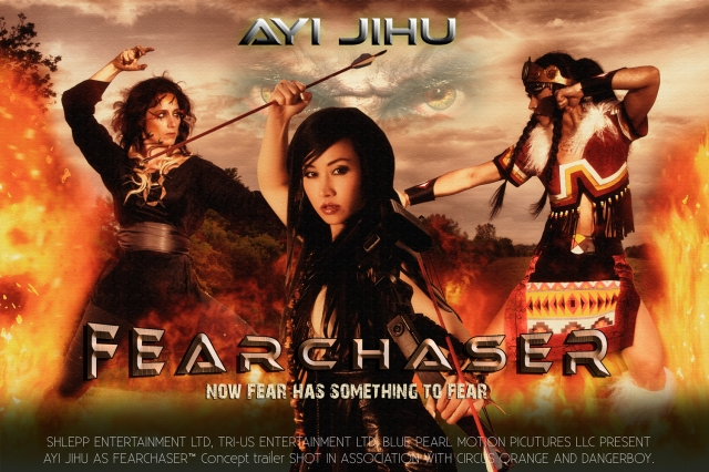 Chinese star Ayi Jihu release the latest FC teaser today
