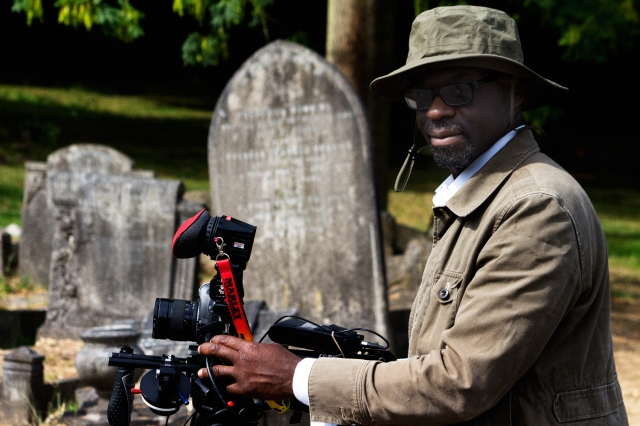 Award winning DOP Aubery Fagon was behind the camera