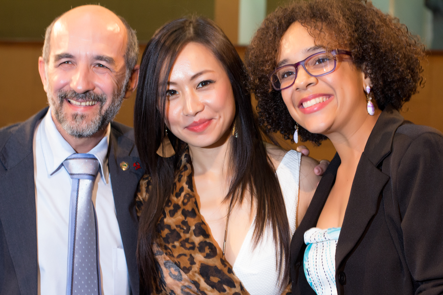 Chinese star Ayi Jihu makes an impact in Brazil with the people and Government