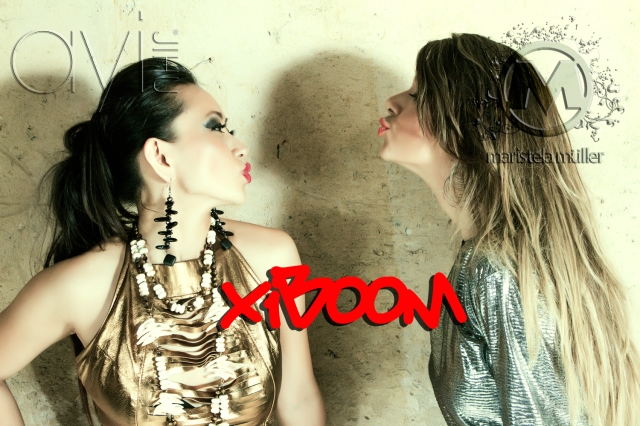 Maristela Muller and Ayi Jihu new track Xiboom