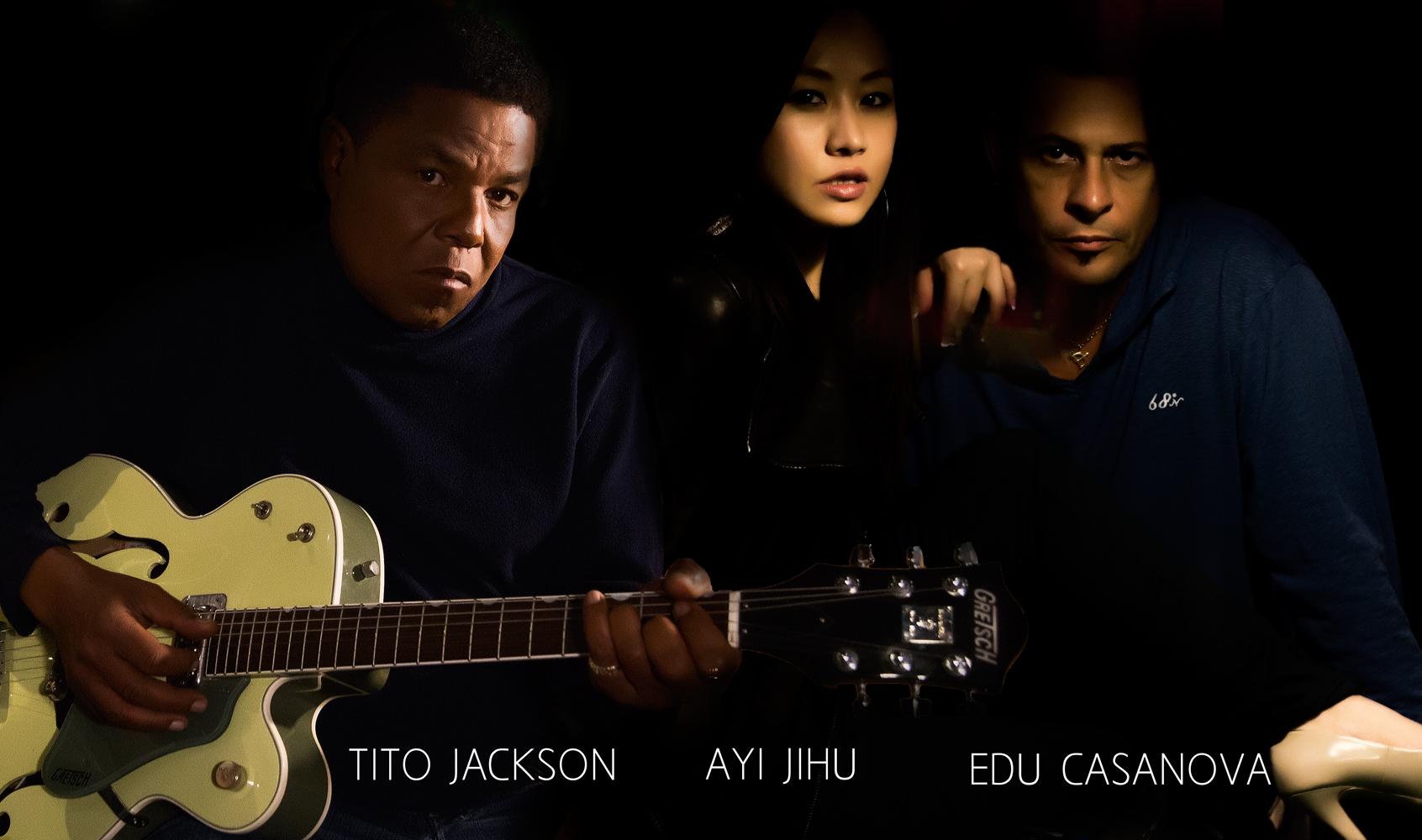 Tito Jackson, Ayi Jihu and Edu Casanova collaborate on new song Bola Vez