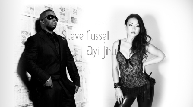 Grammy award winner Steve Russell and Chinese star Ayi Jihu get together on new track
