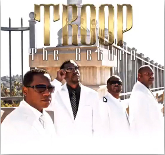 RnB Group Troop making a comeback with new album