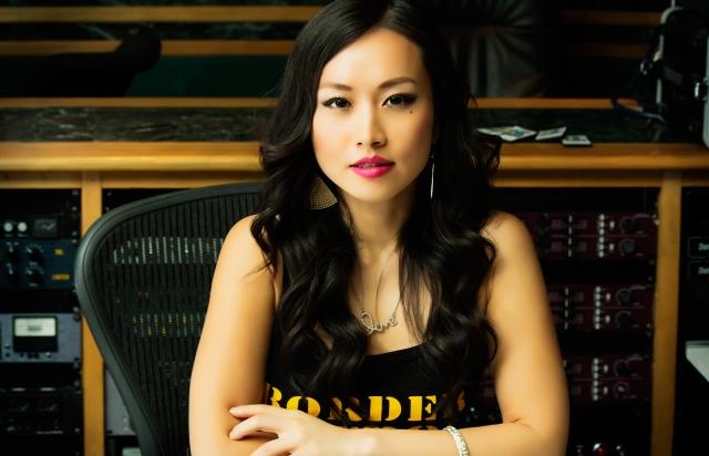 Ayi Jihu at her London Studios -Shlepp Entertainment Ltd