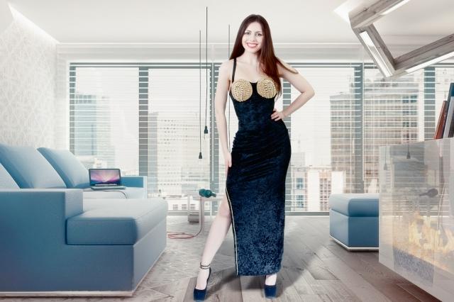 Ukrainian rising star Joanna Shgegera