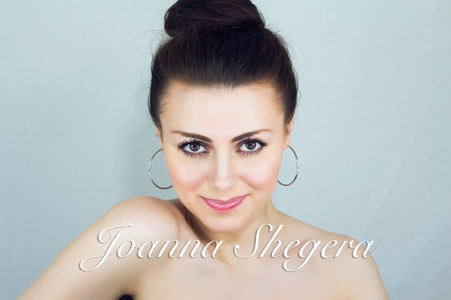Ukrainian rising star Joanna Shegera