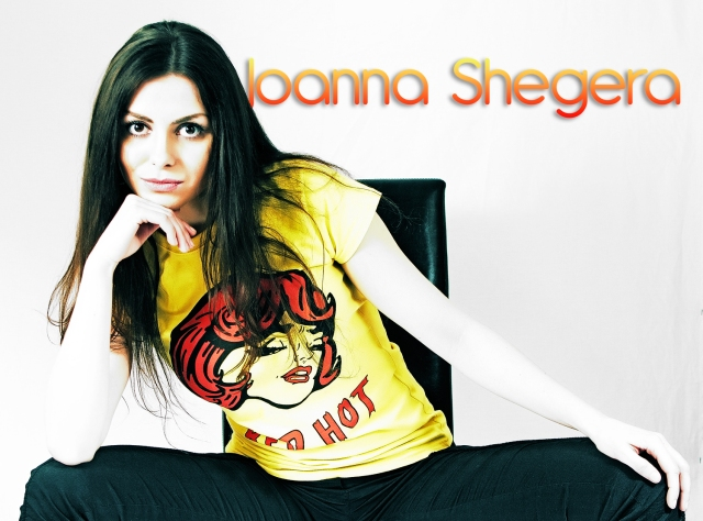 Ukrainian rising star Joanna Shegera set to make waves in the West