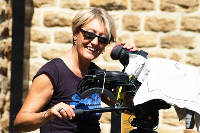 Award winning director Flaminia Graziadei is set to work with Stevie Eagle E on SHE the movie