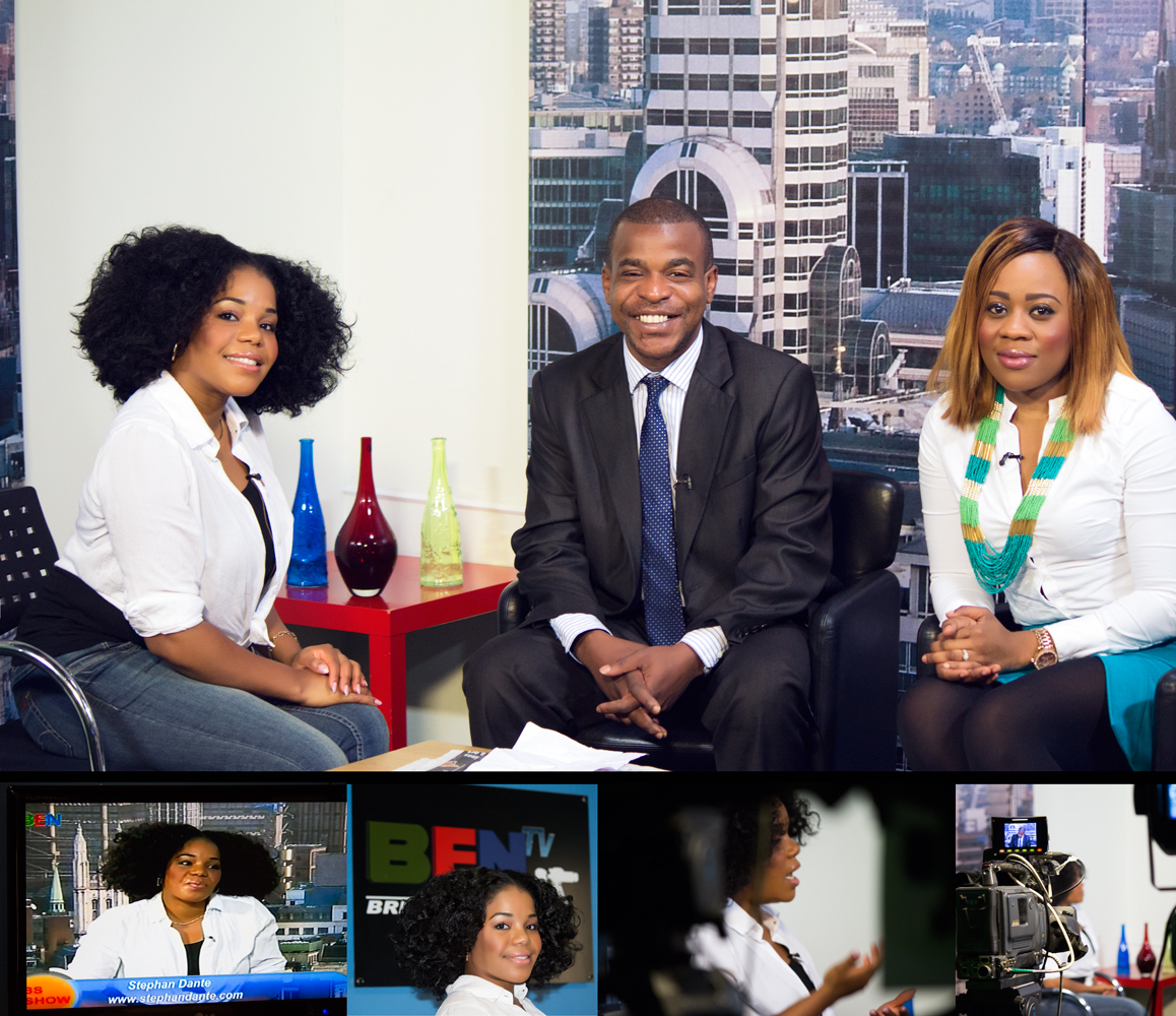 Rising star Stephan Dante shines on first TV interview