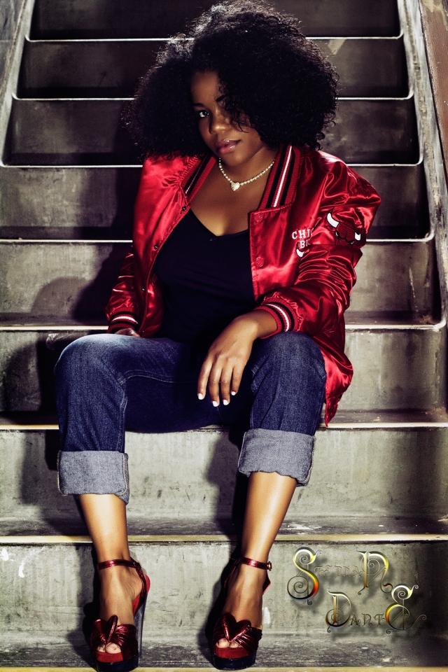 ritish Urban singer songwriter Stephan Dante is she the Uk's  Missy Elliot?