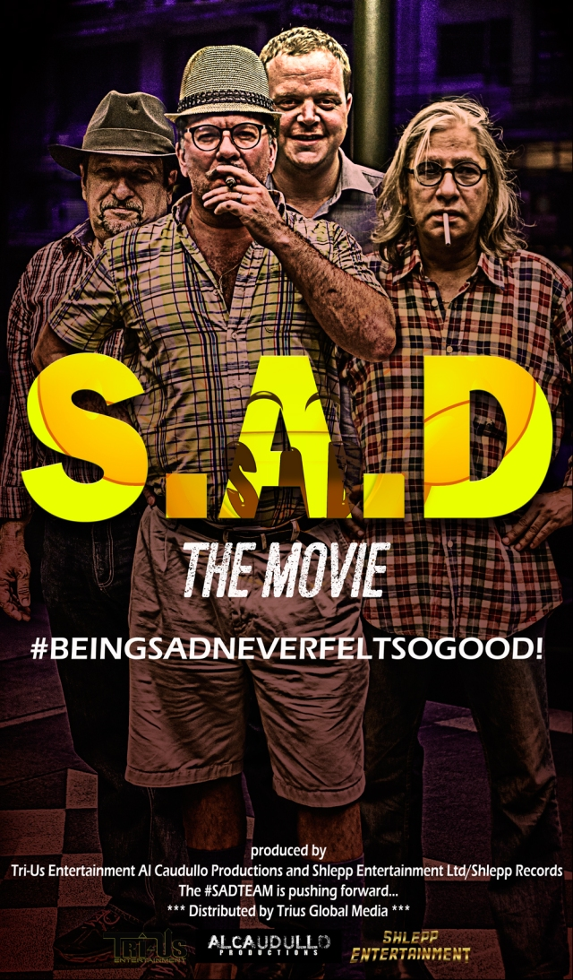 The saddest movie of all time set to hit the big screen - S.A.D the movie