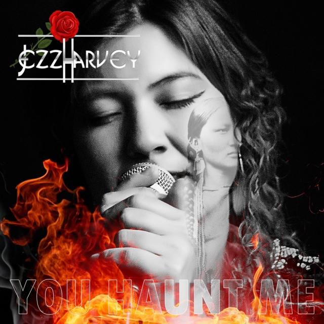 You Haunt me - debut single from Native American singer Jezz Harvey