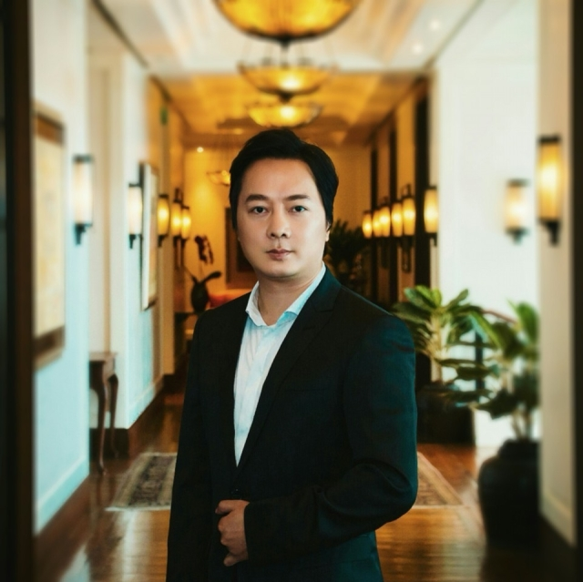 Chinese entrepreneur and tech wiz Jayson Ho