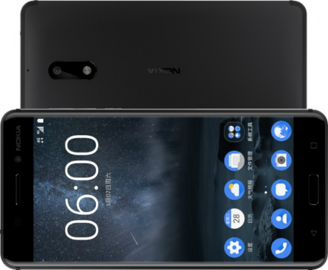 The new Nokia 6 sees the return of the iconic Nokia brand to the market.