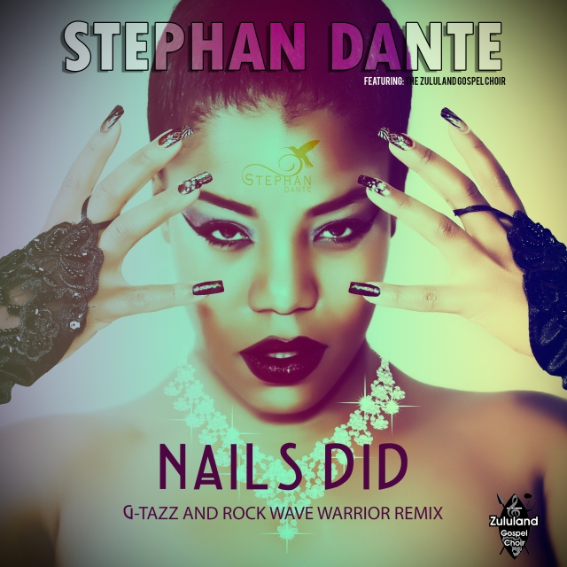 Mr Banda and the Zululand Gospel Choir collaborated with UK singer Stephan Dante on Nails Did