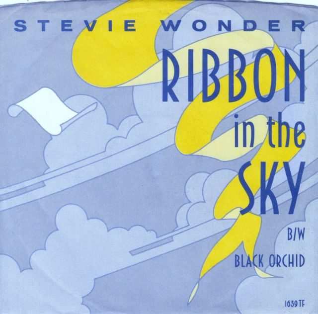 Toyin lists Stevie Wonders 'Ribbon in the sky' in her top 10