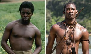 The two versions of Kunta Kinte