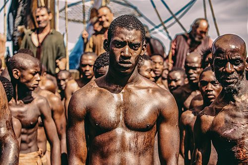 The remake of 1977 classic TV show 'Roots' aired on BBC4 last night for the first time.