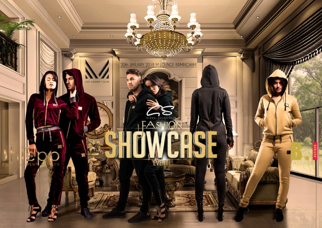 Shlepp Entertainment present an incredible lineup of stars at the G Salvatore Fashion showcase event