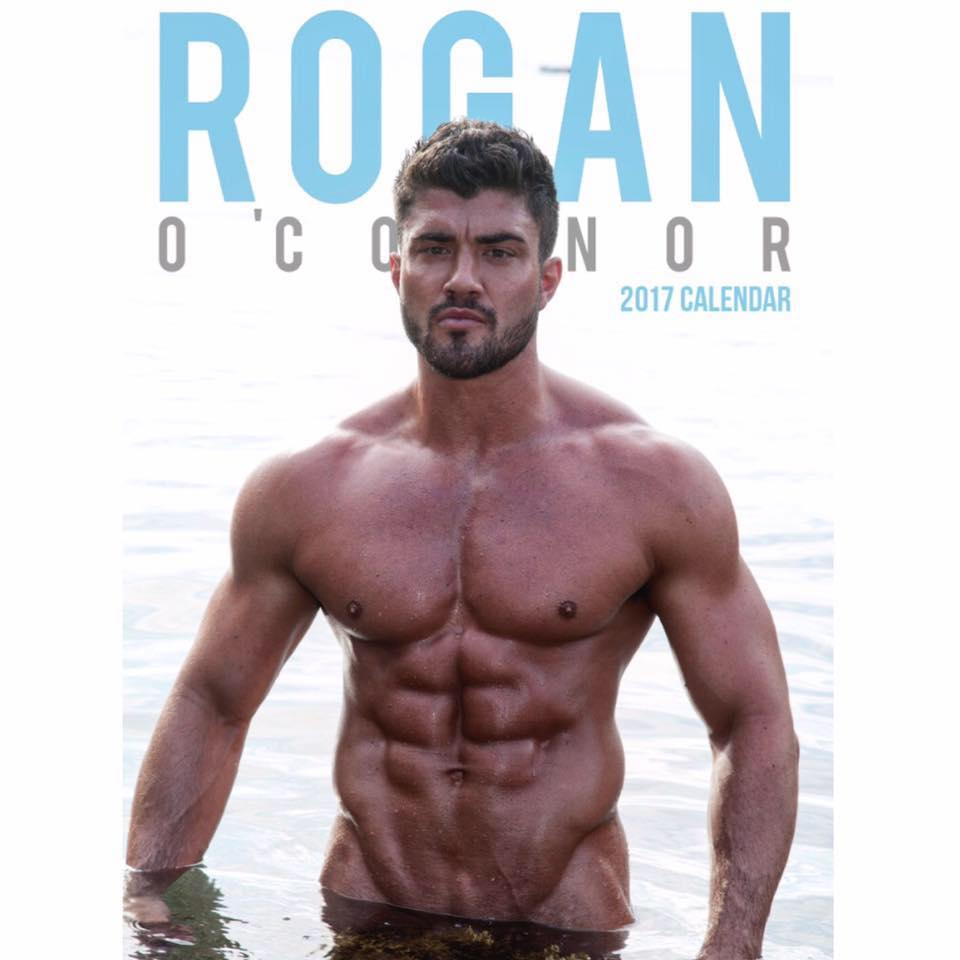 MTV's Rogan O'connor from Ex on the Beach will be hosting the G Salvatore Fashion showcase event