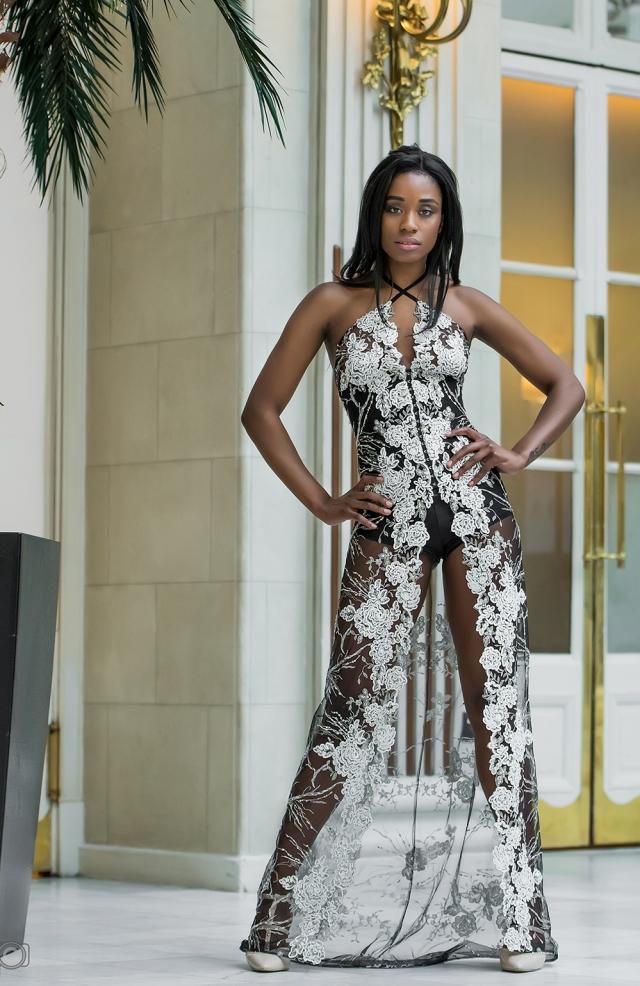 Fashion designer Agnes Szépligeti will showcase her designs at the G Salvatore Fashion showcase