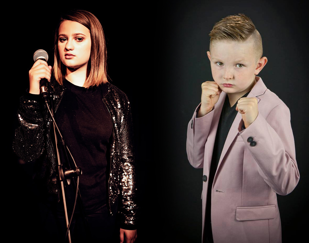 Word Champion Tyler Ford and Award winning prodigy Phoebe Austin to join forces