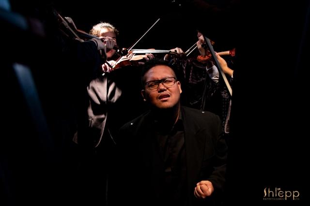 Sam Driz with the Sam Driz Faith Ensemble